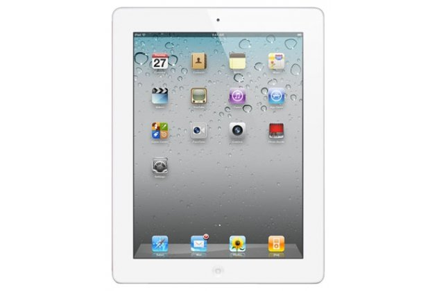 Планшет Apple iPad2 32 GB WiFi + 3G белый (MC983)