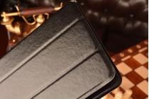 Чехол с вырезом под камеру для планшета Acer Iconia Tab 10 A3-A40 2016 с дизайном Smart Cover ультратонкий и лёгкий. цвет в ассортименте