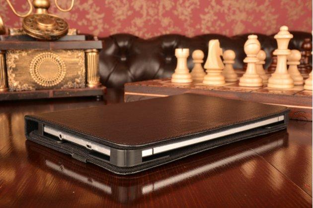 Чехол-обложка для планшета Acer iconia Tab 8 A2-810/A2-811 с регулируемой подставкой и креплением на уголки