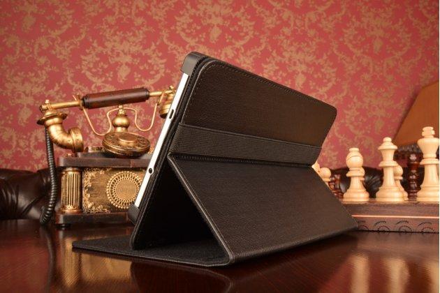 Чехол-обложка для планшета Acer Aspire Switch 10 New (SW5-015) с регулируемой подставкой и креплением на уголки