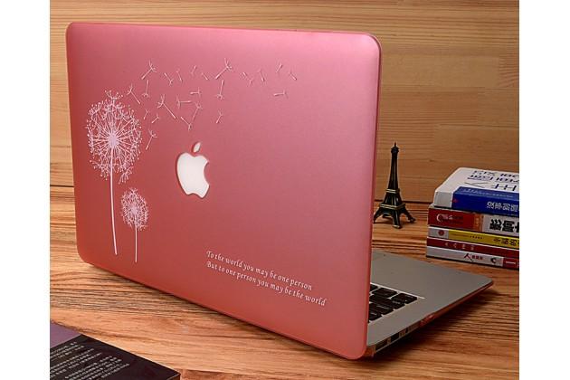 Фирменный ультра-тонкий пластиковый чехол-футляр-кейс для Apple MacBook Air 13 Early 2015 ( MJVE2 / MJVG2) 13.3 / Apple MacBook Air 13 Early 2014( MD760 / MD761) 13.3