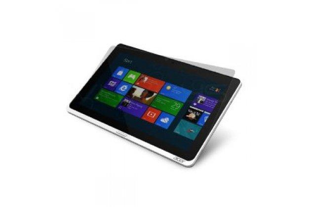 Фирменная защитная пленка для Acer Iconia Tab W510/W511 матовая